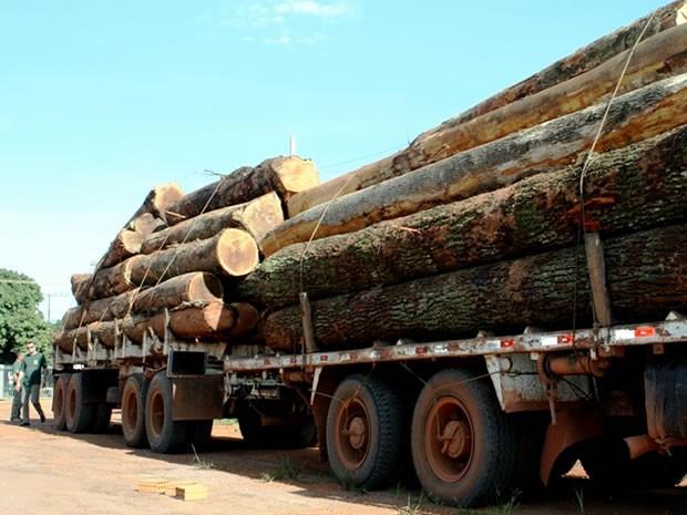 23/07/2013 -  Ibama aplica R$ 242 milhões em multas por crime ambiental em MT