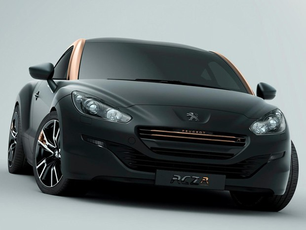 auto esporte peugeot faz do rcz seu carro mais potente j produzido. Black Bedroom Furniture Sets. Home Design Ideas
