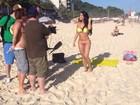 Graciella Carvalho é escolhida musa da Copa do Mundo por TV alemã