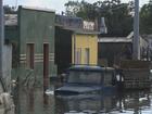 Sobe para 40 o número de cidades atingidas pela chuva no RS