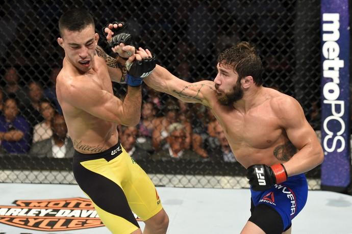 Thomas Almeida x Jimmie Rivera UFC Long Island (Foto: Getty Images)