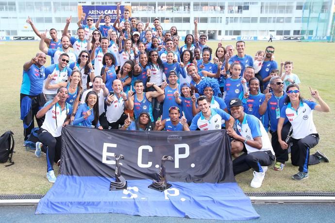 Pinheiros campeão Troféu Brasil (Foto: Ricardo Bufolin/ECP)
