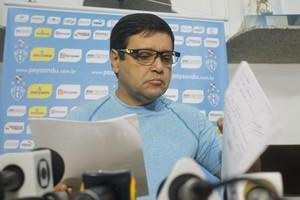 Presidente Alberto Maia (Foto: Akira Onuma/O Liberal)