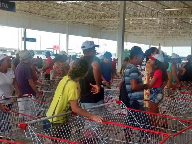 Rede atacadista inaugurou loja em Cabo Frio (Foto: Fábio Barros / Divulgação)