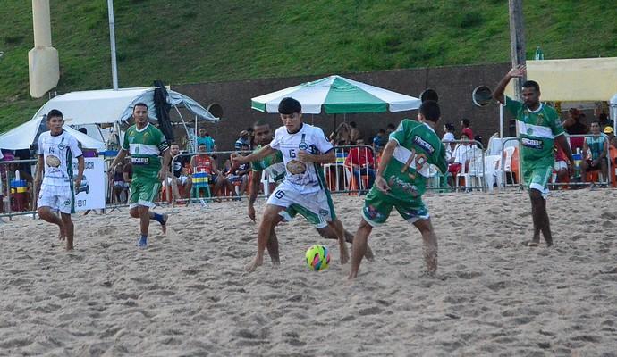 Copa Estrela do Norte de Beach Soccer (Foto: Emanuel Mendes/Divulgação)