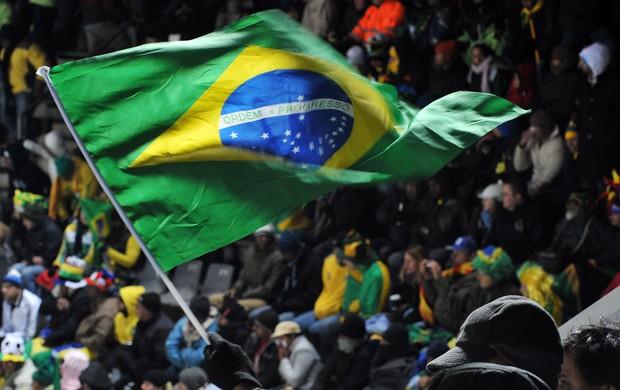Chamada Carrossel Bandeiras nos Estádios (Foto: AFP)