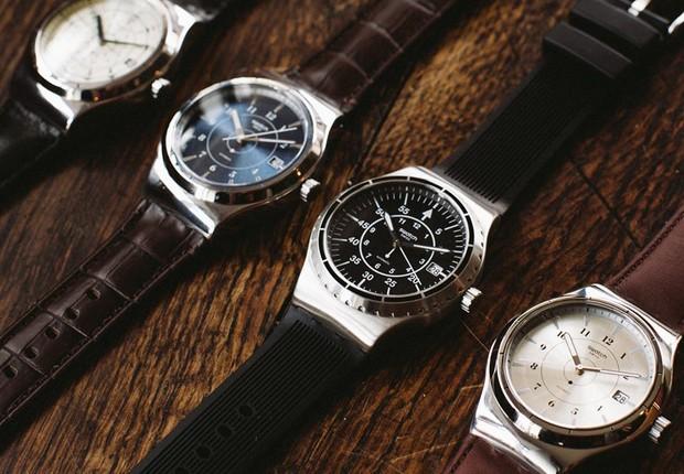 relógios, swatch, tempo (Foto: Reprodução/Facebook)