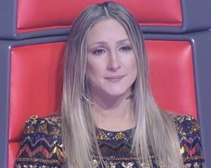 Claudia Leite (Foto: The Voice Brasil/TV Globo)