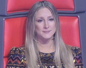 Claudia Leite (Foto: The Voice Brasil/TV Globo)