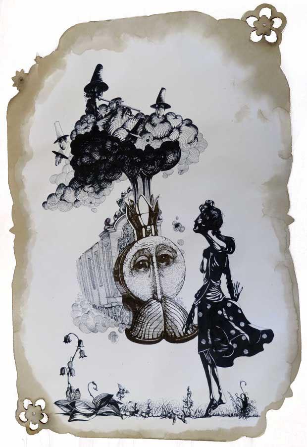 Exposicao sobre as obras de Edu Cardoso (Foto: Divulgação)