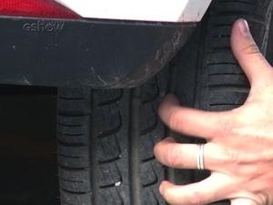 Dica desgaste pneus - É de Casa (Foto: Gshow)