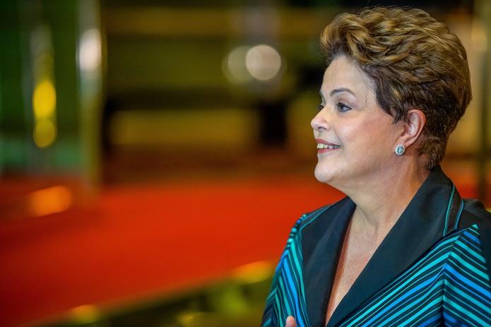 Nome e imagem de Dilma Rousseff, presidente do Brasil, é usada em golpes de e-mail (Foto: Divulgação/Governo Federal)