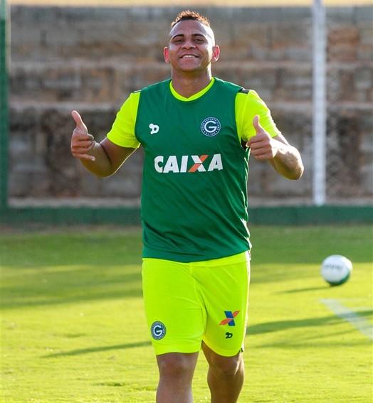 em forma (Rosiron Rodrigues/Goiás E.C.)