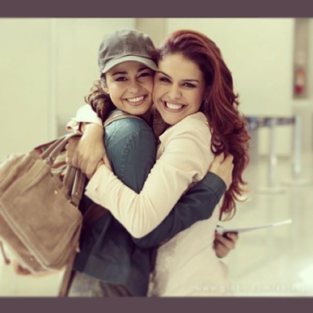 Nanda Costa e Paloma Bernardi (Foto: Instagram/Reprodução)