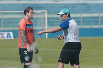 Tiago Luís retorna ao time titular do Paysandu diante do Paraná (Foto: Everaldo Nascimento/O Liberal)