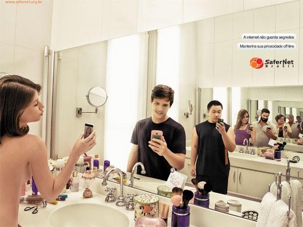 d9ef47b0cbc G1 - Vítimas de  nude selfie  e  sexting  na internet dobram no ...