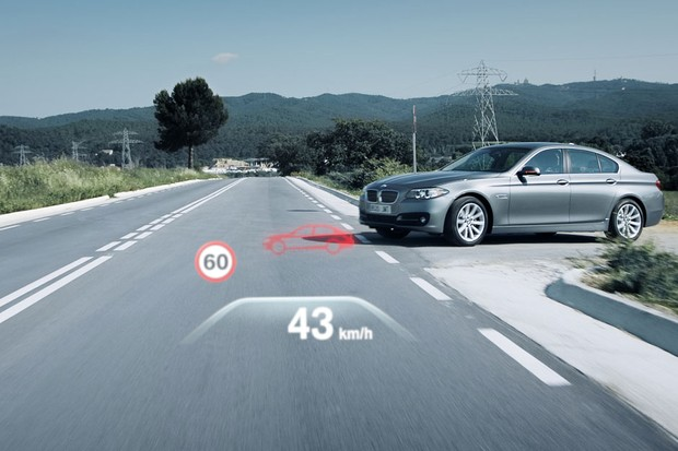 Novo BMW Série 5 poderá ser semi-autônomo e evitar acidentes (Foto: Divulgação)