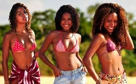 Aprenda a fazer o cabelo cacheado das Joias do Araguaia