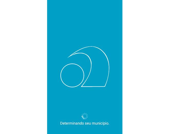 Aguarde o carregamento dos dados (Foto: Reprodução Thiago Barros)