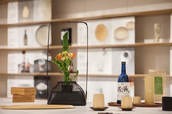 Japan House: uma cafeteria vende chás e docinhos orientais (Foto: Divulgação)