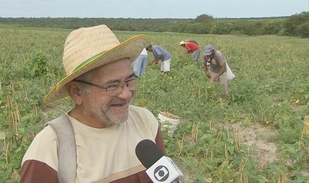 NE Rural  tem como destaque a produção de um novo assentamento rural (Foto: NE Rural / TV Verdes Mares)