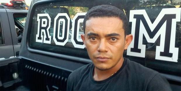 Antônio Gilvan dos Santos, o 'Ceará' (Foto: Divulgação/Polícia Militar do RN)