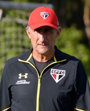 Edgardo Bauza São Paulo (Foto: Erico Leonan / site oficial do SPFC)