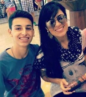 Fernanda Brum e Matheus Oliveira (Foto: Reprodução/Instagram)