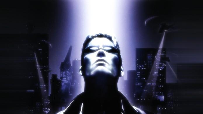 O primeiro Deus Ex, RPG de Warren Spector (Foto: Divulgação/Eidos)