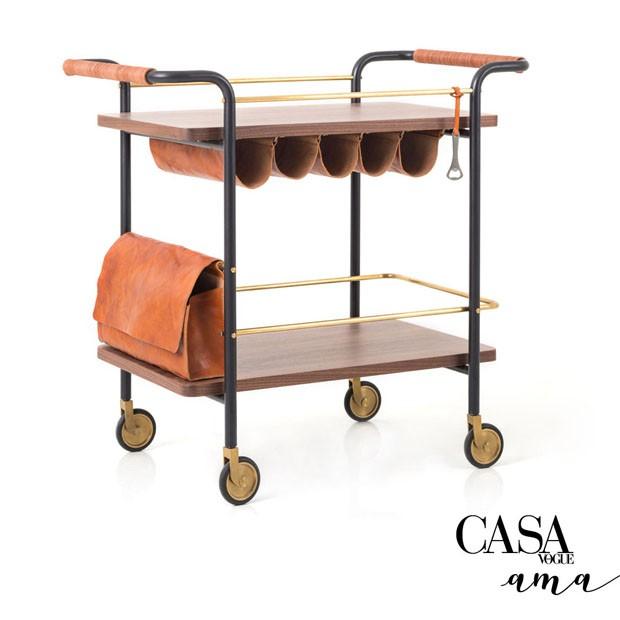 12 carrinhos de chá para inspirar (Foto: Reprodução)