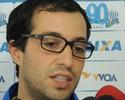 Médico do Avaí diz que Tiago viajou a Alagoas com condições de jogar