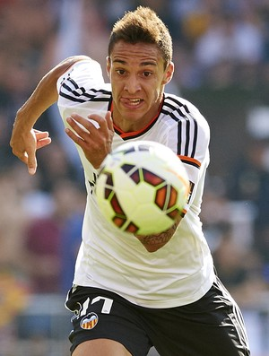 Rodrigo Moreno, Valencia (Foto: Getty Images)