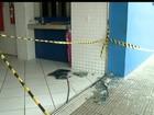 Bando explode caixa eletrônico dentro de escola particular de Teresina
