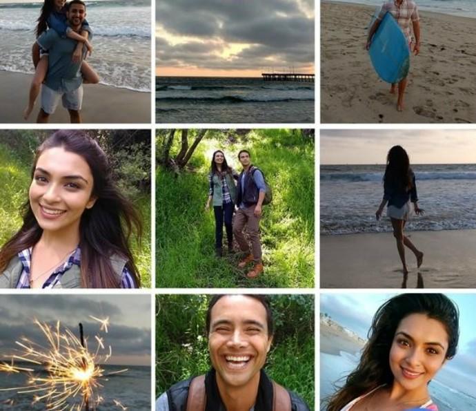 Motorola Com Google Fotos basta selecionar imagens para criar GIFs (Foto: Divulgação)