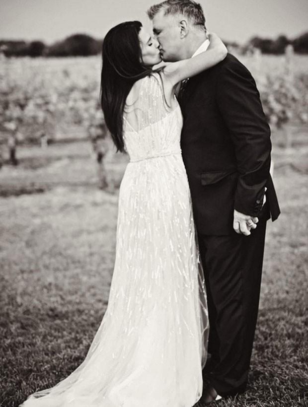 Alec e Hilaria Baldwin (Foto: Reprodução)