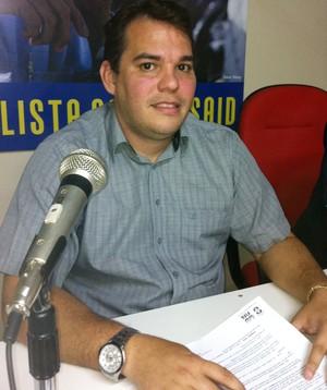 Daniel Araújo FFP (Foto: divulgação)