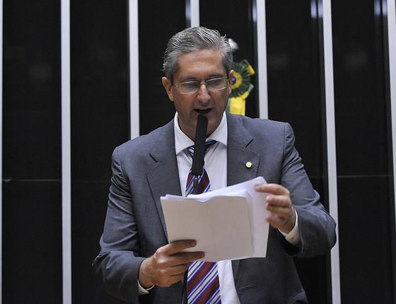 O deputado Rogério Rosso (PSD-DF) (Foto: Luis Macedo / Câmara dos Deputados)
