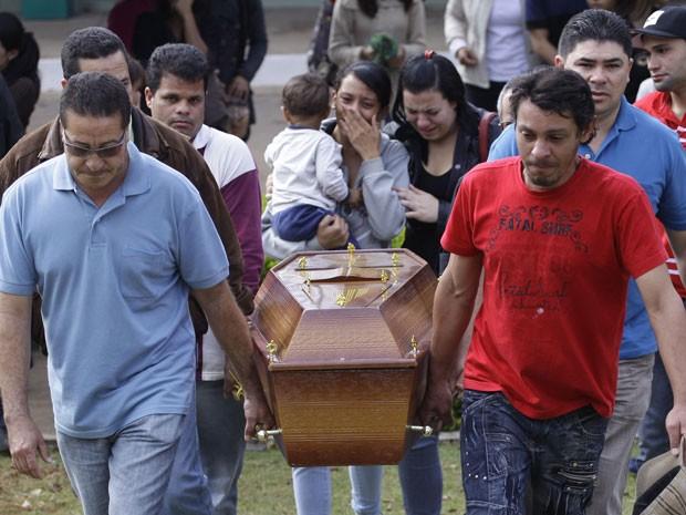 Morto durante a Virada Cultural (Foto: Nelson Antoine / Foto Arena / Estadão Conteúdo)