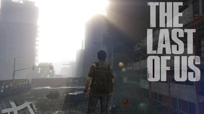 GTA 5 ganha modificações que o torna semelhante ao famoso The Last of Us (Foto: Reprodução/GTA 5-Mods)