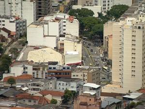 Juiz de Fora Zona da Mata Minas Gerais (Foto: Reprodução/TV Integração)