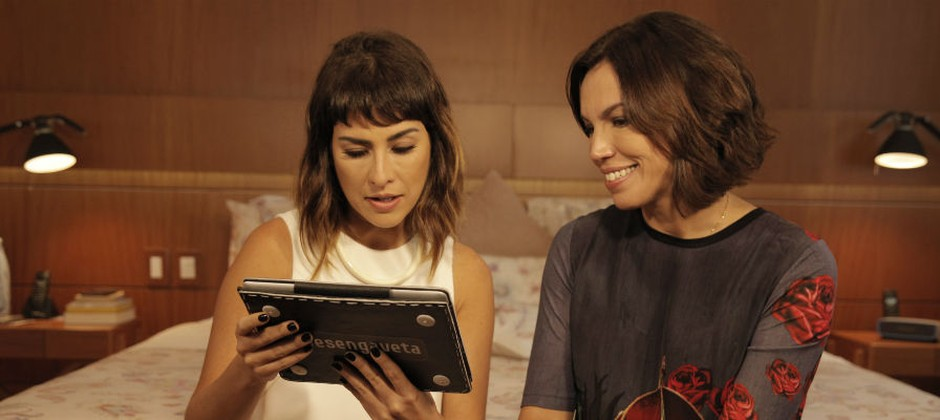 Desengaveta_Temporada 2_Episódio 3_Fernanda Paes Leme e Ana Paula Araújo