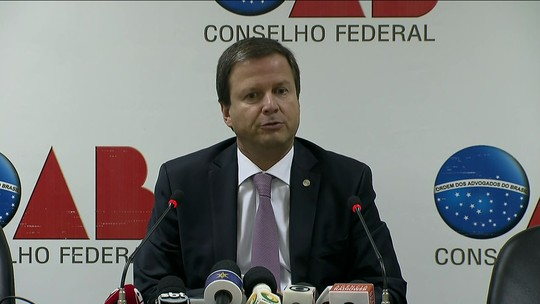OAB apresentará pedido de impeachment de Temer nesta semana, diz Lamachia
