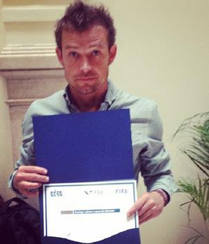 Rodrigo Beckham, técnico do Boavista (Foto: Reprodução / Instagram)