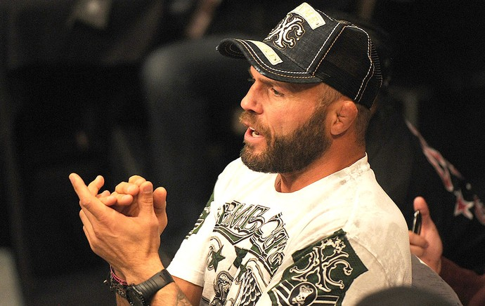 Randy Couture, UFC (Foto: Agência Getty Images)