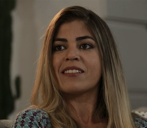 Raquel Pacheco fala sobre o blog (Foto: Séries Originais / Gshow)