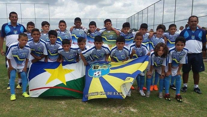 Extremo Norte termina participação na Rede Ball Cup em terceiro lugar (Foto: Divulgação/Extremo Norte)