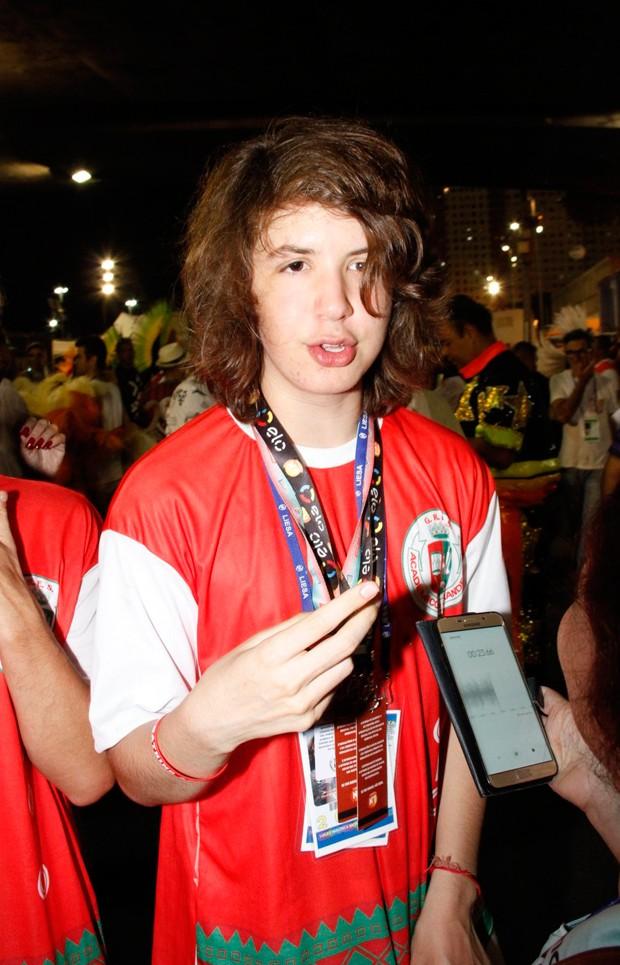 Lucas Jagger (Foto: Marcos Ferreira/ Brazil News)