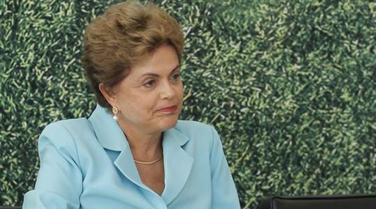 A presidente Dilma Rousseff (Foto: Givaldo Barbosa / Agência O Globo)