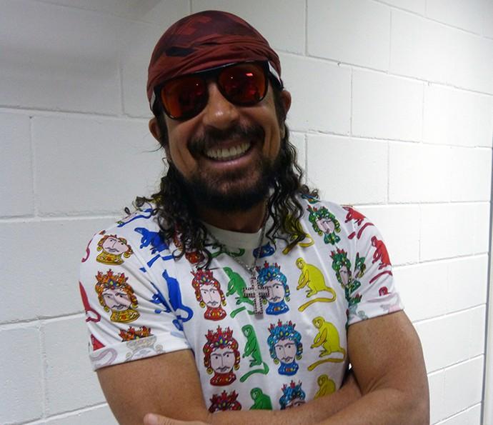 Bell Marques falou ao 'Encontro' sobre sua maratona no Carnaval de Salvador (Foto: Renata Viot / Gshow)