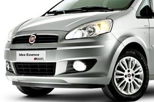 Fiat Idea antigo (Foto: Divulgação)